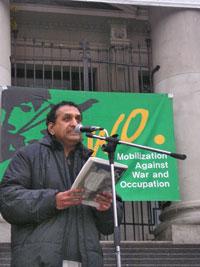 Mohammad Shafiq of the Zawiya Foundation